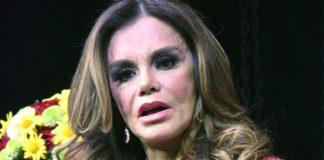 Lucía Méndez no quiere ser narcotraficante