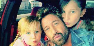 Gabriel Soto se llevó una sorpresa por parte de sus hijas