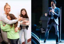 Lo que heredó la hija de Jennifer López y Marc Anthony (+VIDEO)