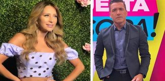 "Jorge Bernal anda de ""perro arrepentido"" con Geraldine Bazán"