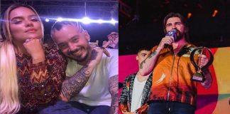 J Balvin, Karol G y Juanes: Protagonistas de los premios Heat 2019