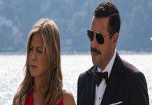 Adam Sandler y Jennifer Aniston juntos en una nueva película