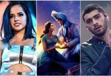 "Sueltan preview de ""Un Mundo Ideal"" de Zayn y Becky G para ""Aladdin"" (+VIDEO)"