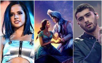 """Sueltan preview de """"Un Mundo Ideal"""" de Zayn y Becky G para """"Aladdin"""" (+VIDEO)"""