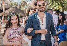 Hija de Ricardo Montaner podría estar embarazada