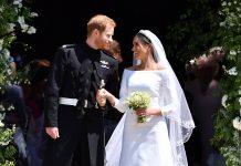 Se celebra un año de la boda del Príncipe Harry y Meghan Markle