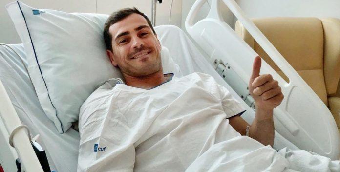Iker Casillas se aleja del fútbol, pero no tanto
