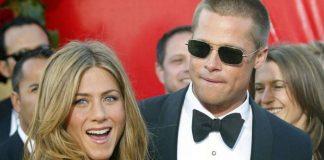 Brad Pitt dizque fue más feliz con Jennifer Aniston
