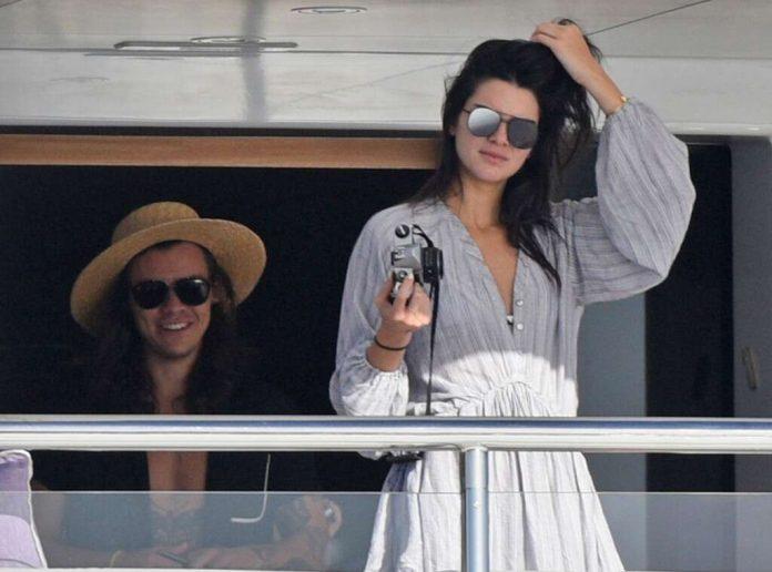 Kendall Jenner y Harry Styles se reencontraron