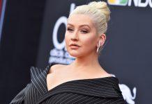 """Christina Aguilera cantó """"Cristina"""" a todo pulmón (+VIDEO)"""