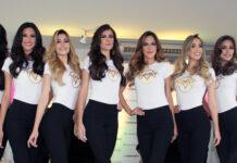 Miss Venezuela abrió las votaciones para las bandas especiales