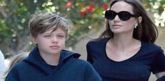 Así se ve Shiloh Jolie Pitt en pleno proceso para el cambio de sexo