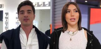 Ex de Frida Sofía le declara su amor y ella responde