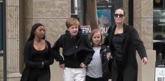 Hija de Brad Pitt y Angelina Jolie amenaza con revelar secretos de sus padres