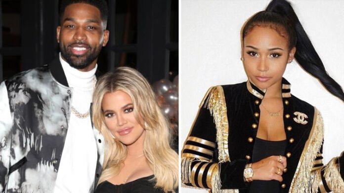 Khloé Kardashian y ex de Tristan Thompson pelean como gatas