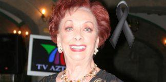 Fallece la actriz Mercedes Pascual