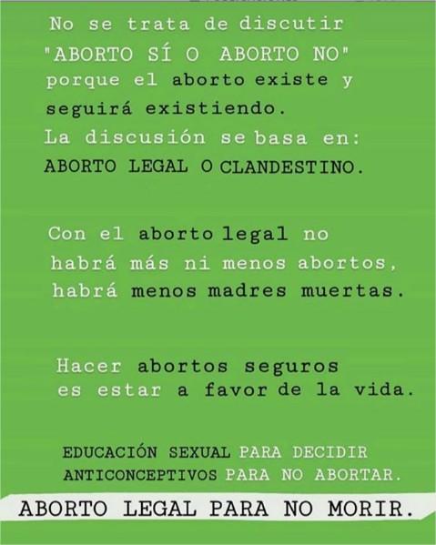 María Gabriela De Faría Confiesa Apoyo Al Aborto Legal