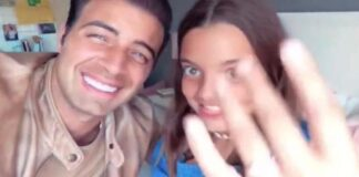 Jencarlos Canela sigue mostrando su amor por la hija de Gaby Espino