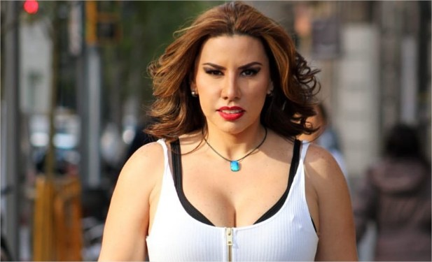 Vanessa Senior Se Quedó Vestida Y Alborotada Revista Ronda