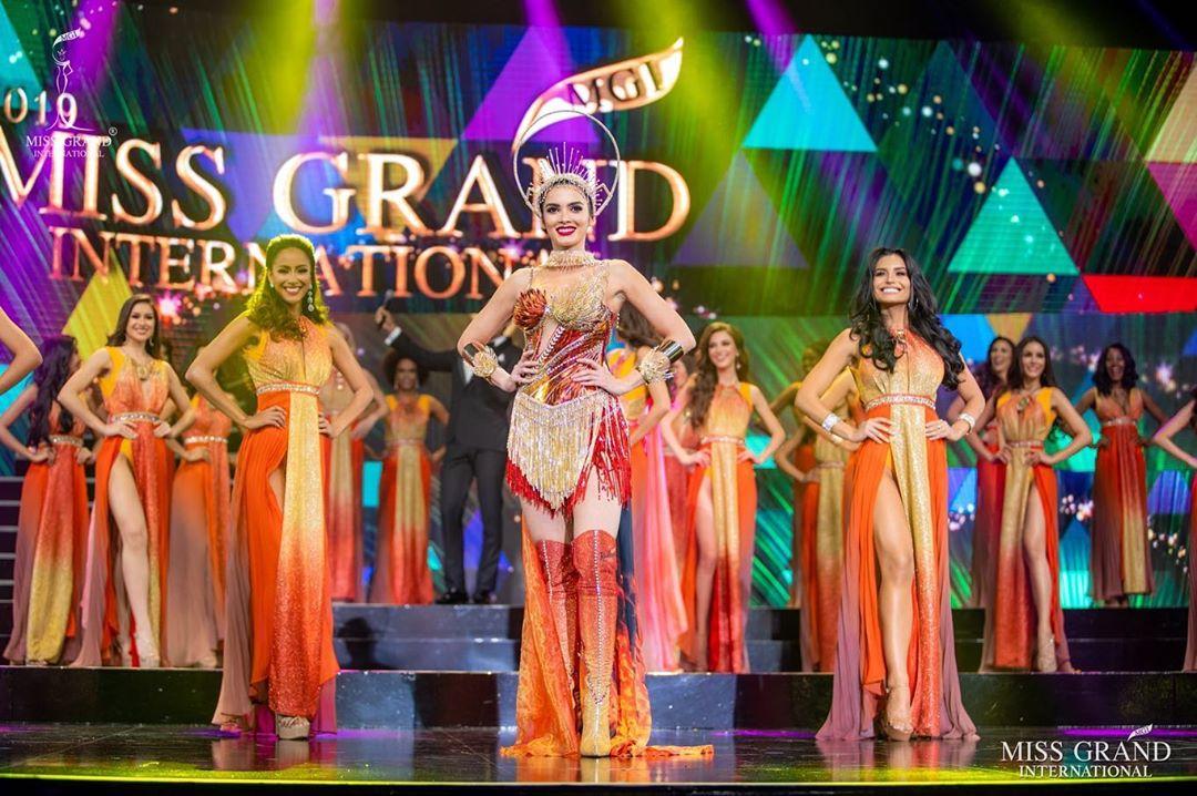 Miss Grand International - Cortesía