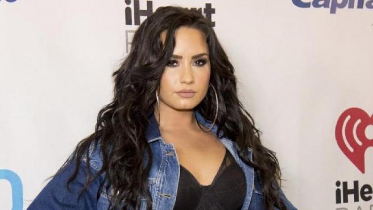 Demi Lovato - Cortesía: 20 minutos