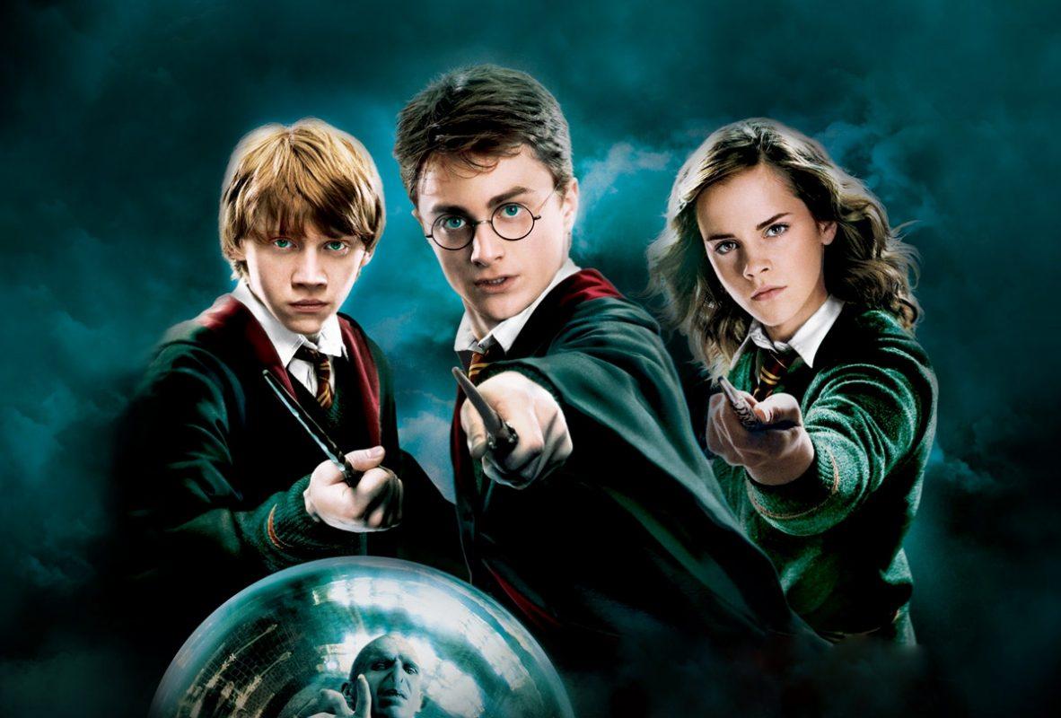 Harry Potter - Referencia cortesía
