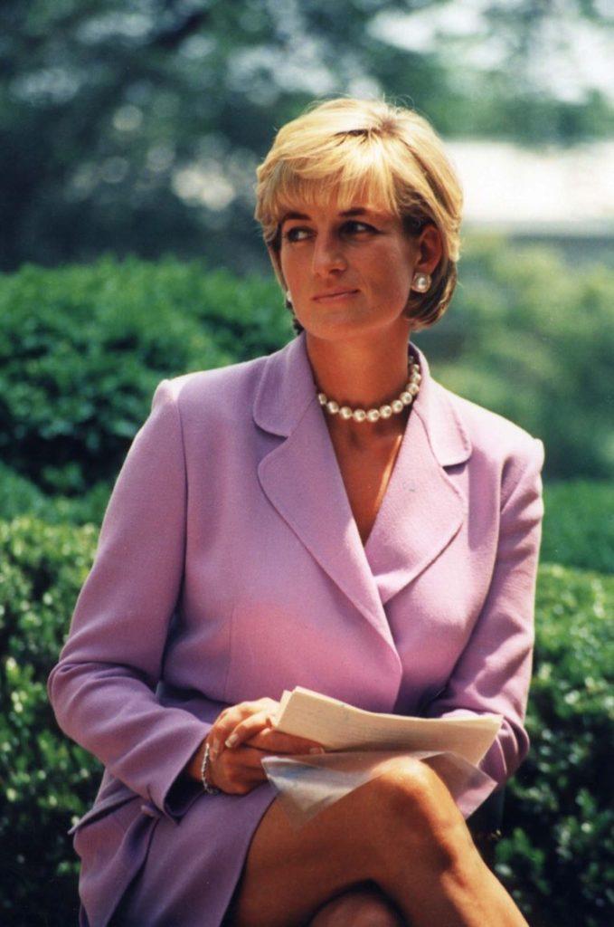Diana de Gales- Cortesía