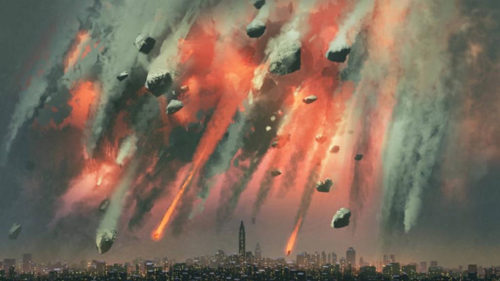 El fin del mundo - Cortesía