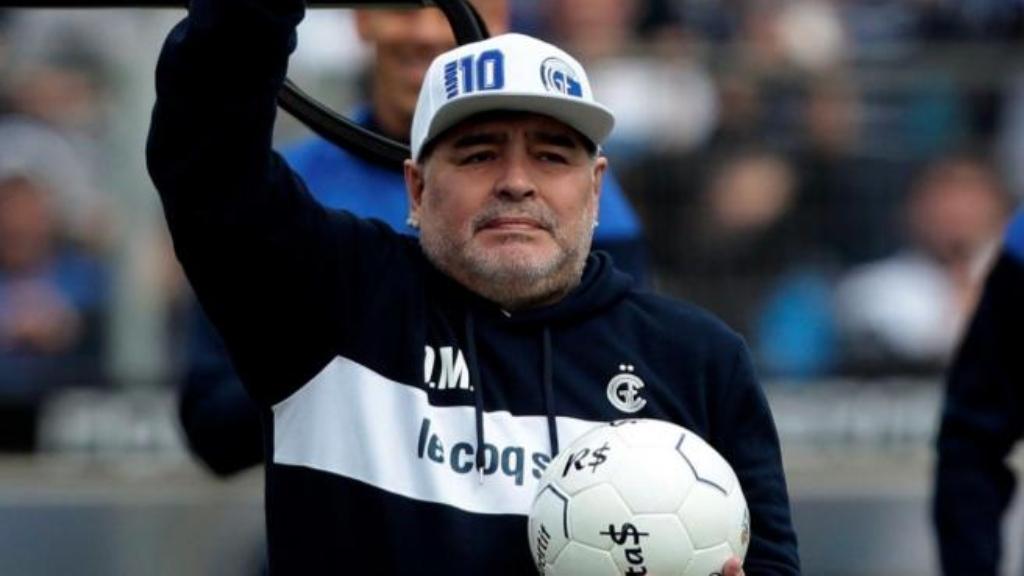 Maradona-video-polemica