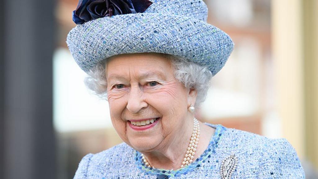 Reina Isabel II - Cortesía