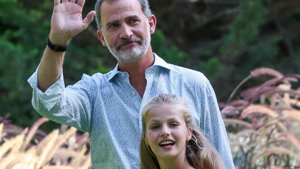 Felipe y Leonor - Cortesía