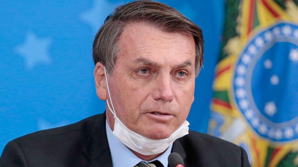 Jair Bolsonaro - Cortesía