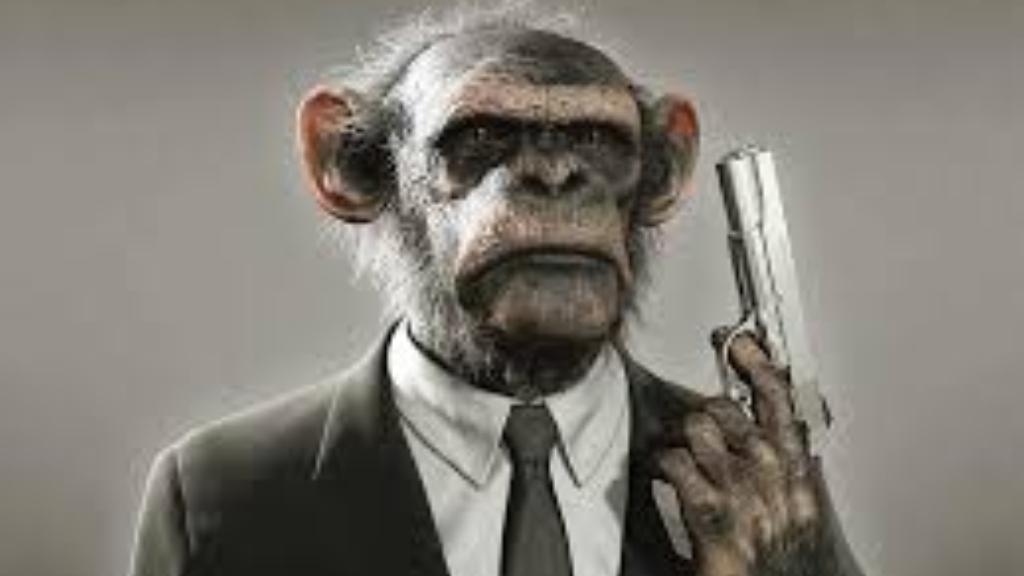 Mono armado - Refrencia, cortesía