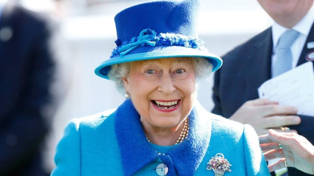 Reina Isabel II - Foto cortesía
