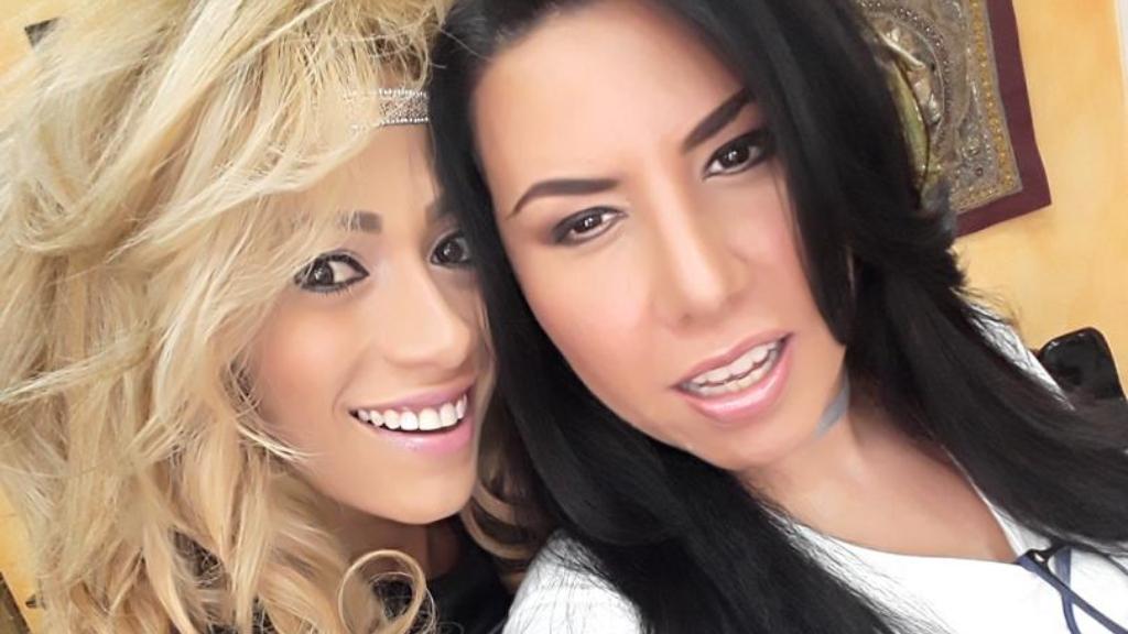 Vanessa Senior y Estrella Hurtado - Cortesía