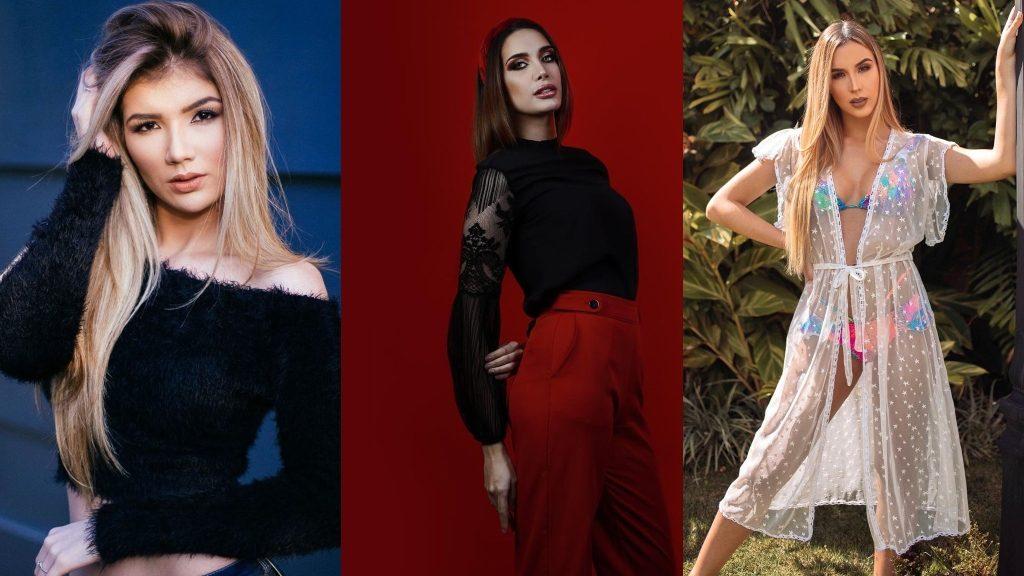 Yerardy Montoya, Vanessa Cohello y Alessandra Sánchez - Composición Ronda