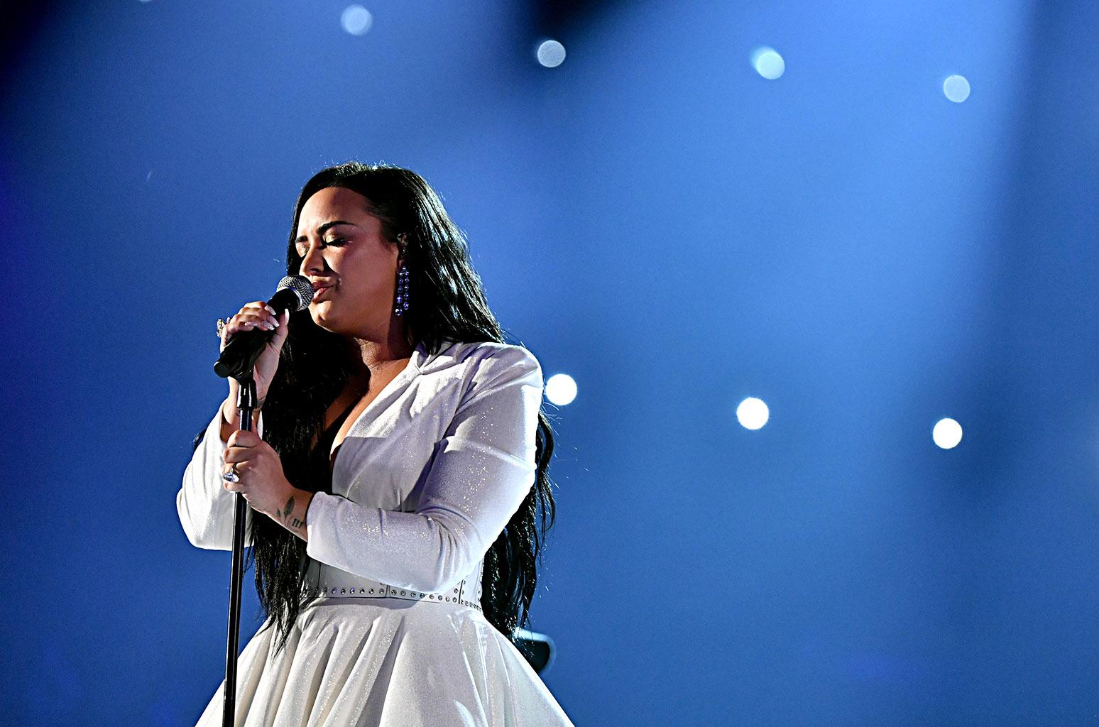 Demi- Lovato