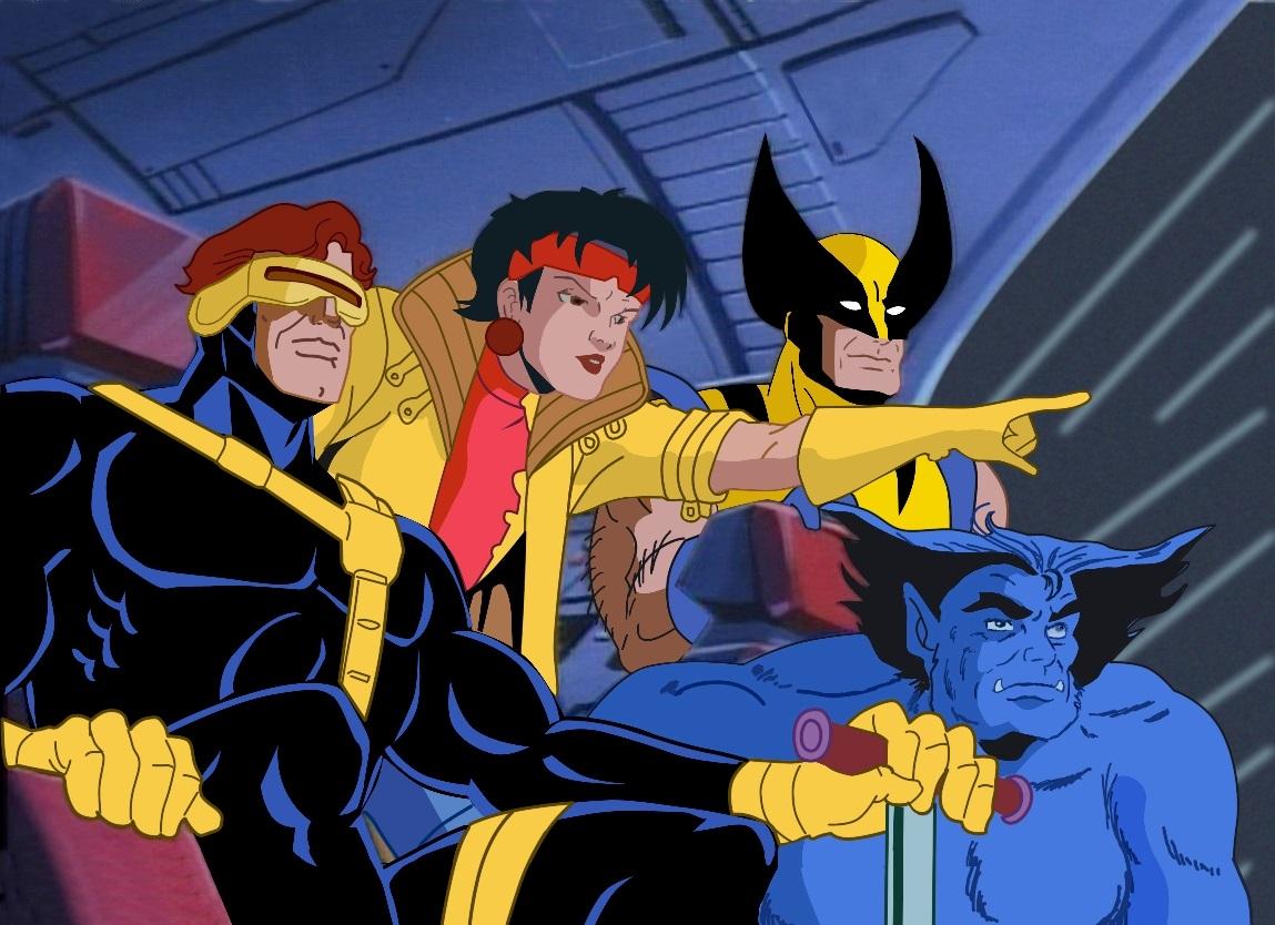 animación-de-X-Men
