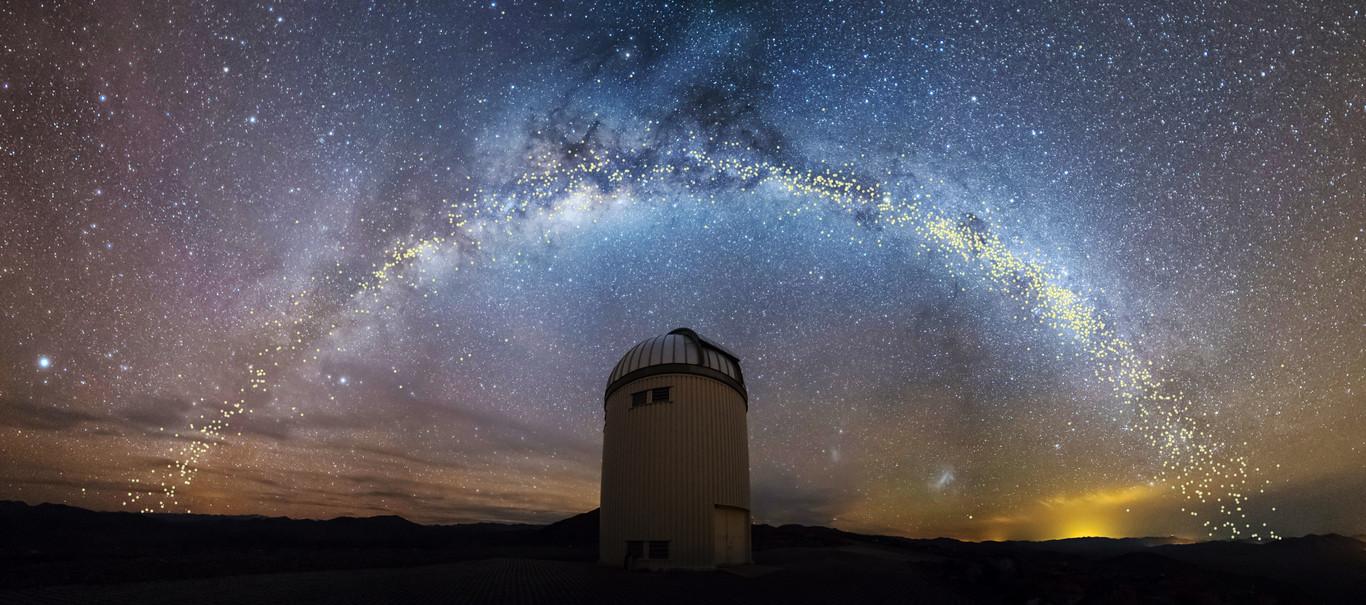 Vía-Láctea-estrellas