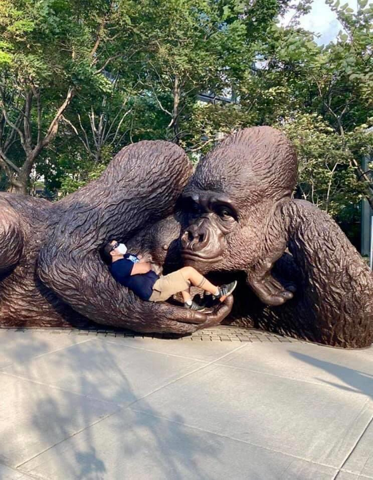 king-kong-estatua-gorila