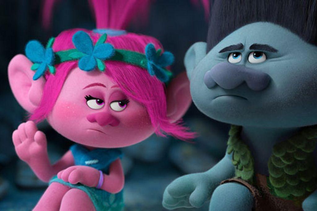 Muñeca Trolls - Cortesía