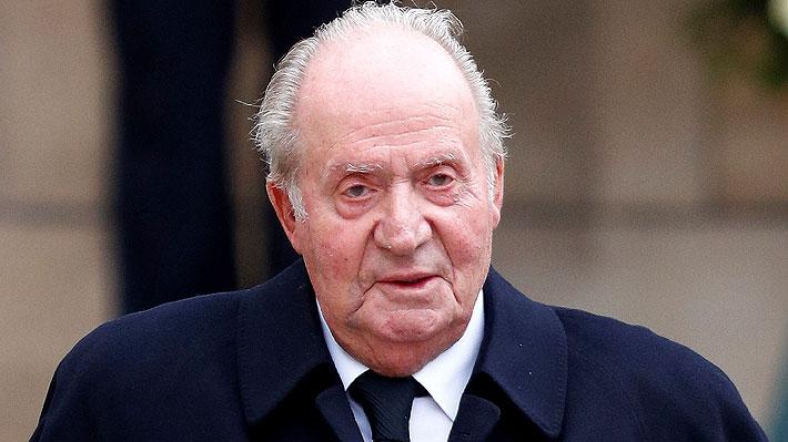 Juan Carlos I - Cortesía