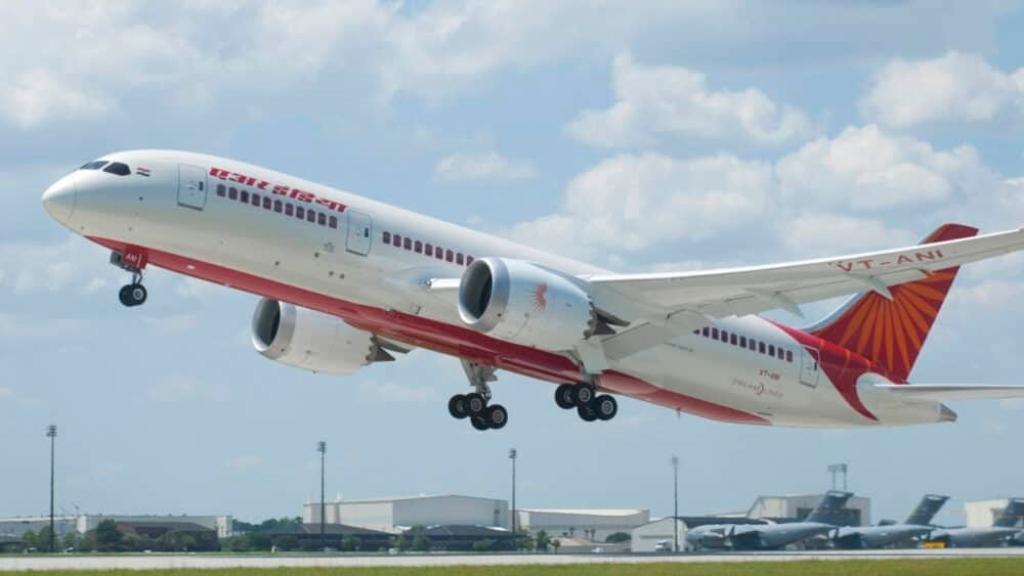 Air India - Cortesía