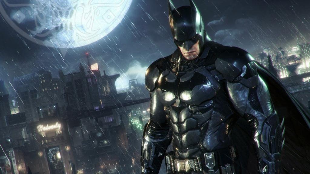Batman-videojuegos-poster