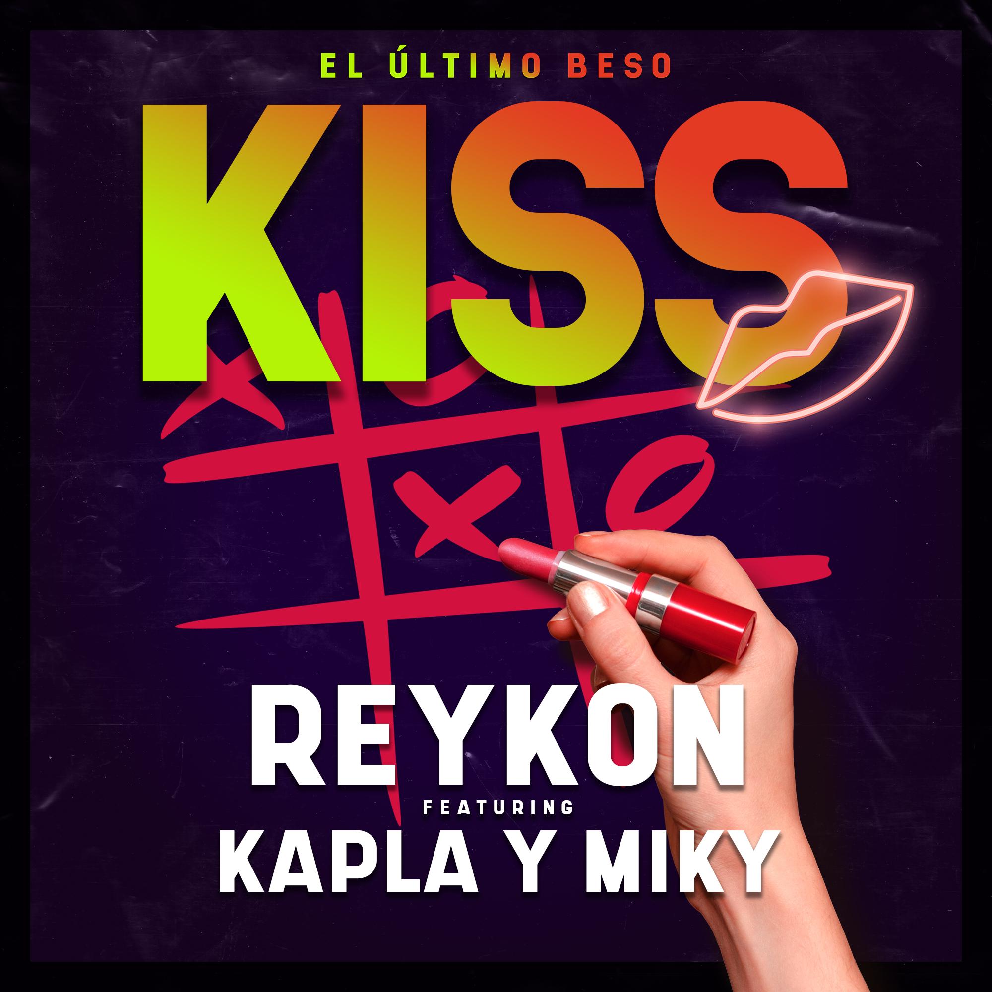 kiss-reykon-canción