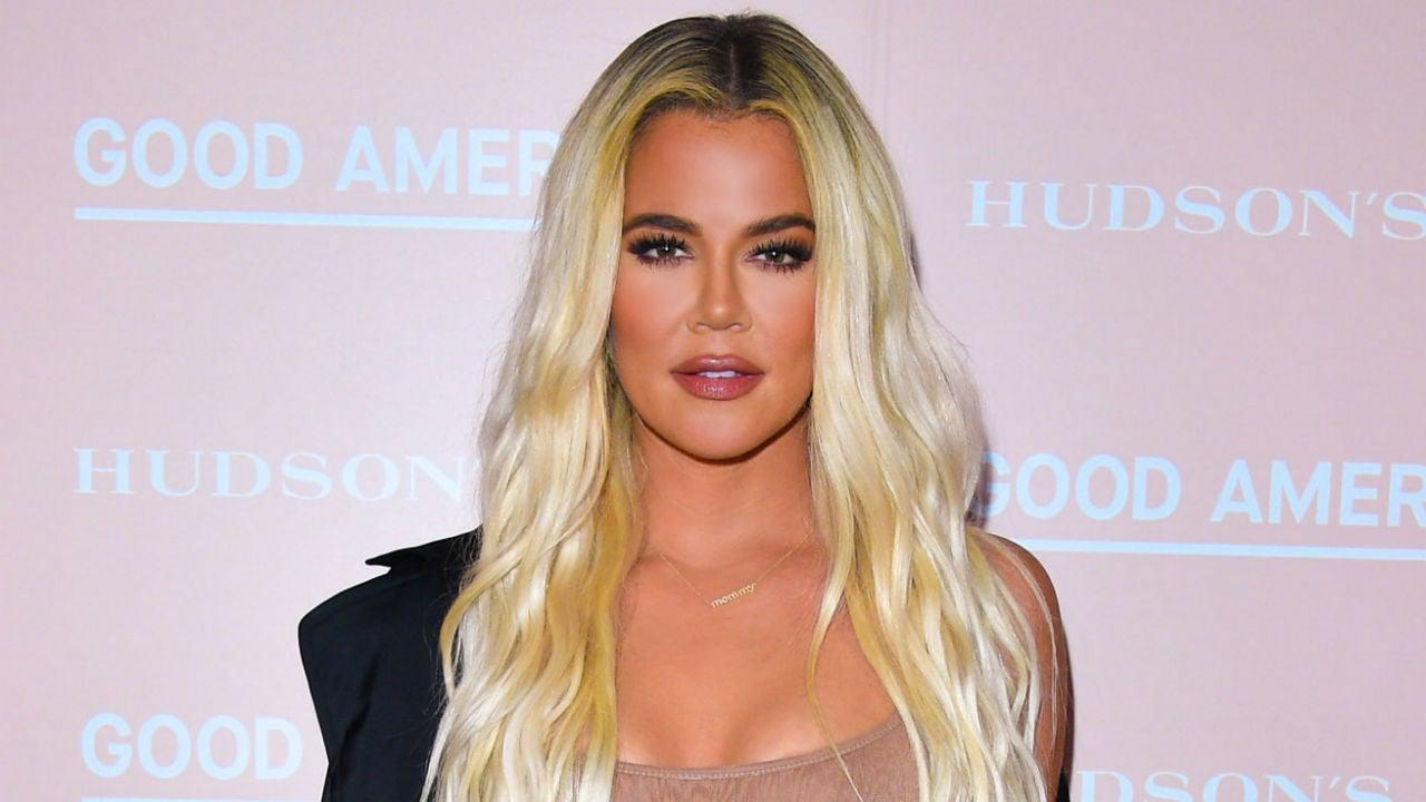 Khloe Kardashian Foto-Cortesía