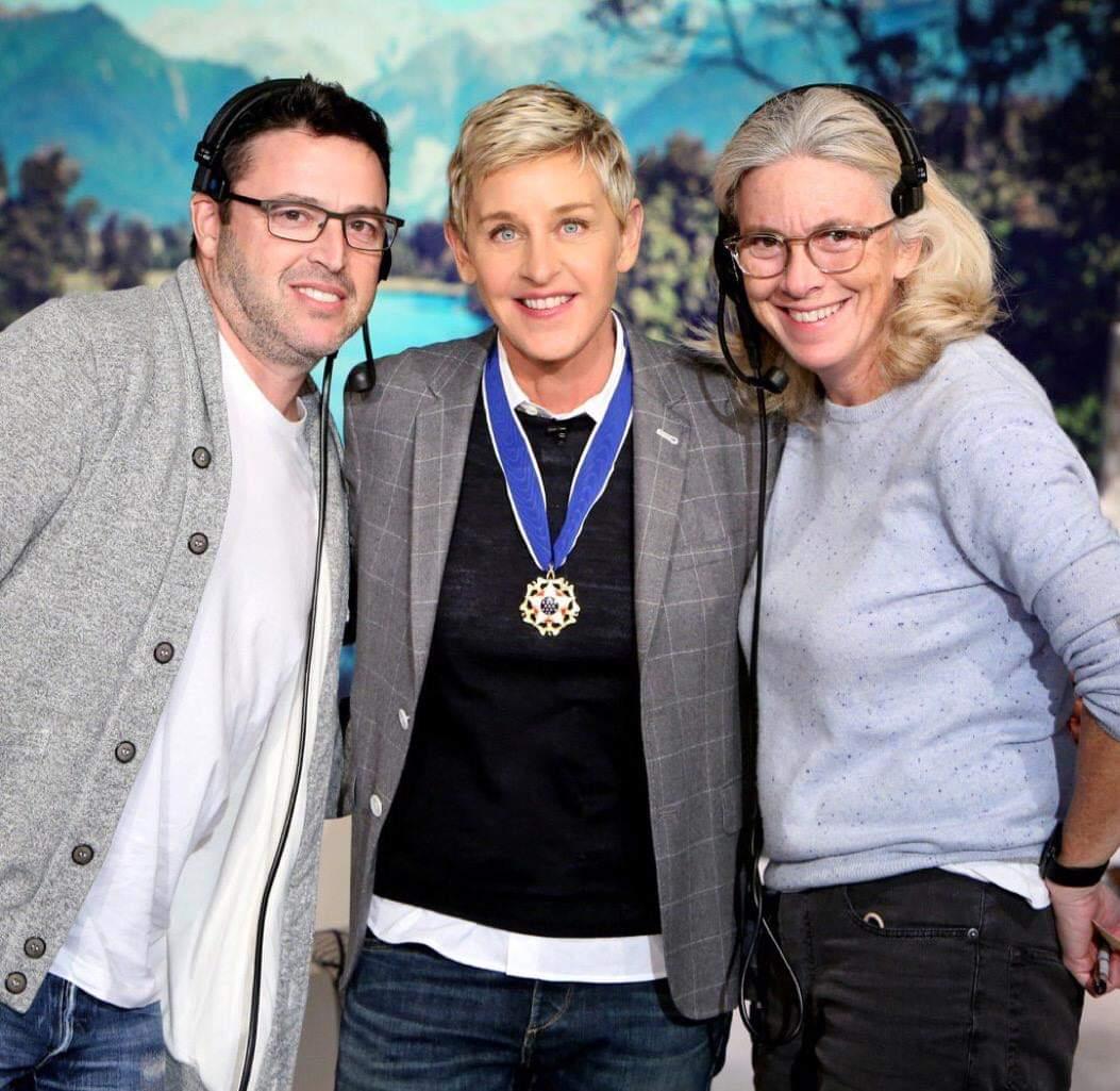 DeGeneres - Cortesía