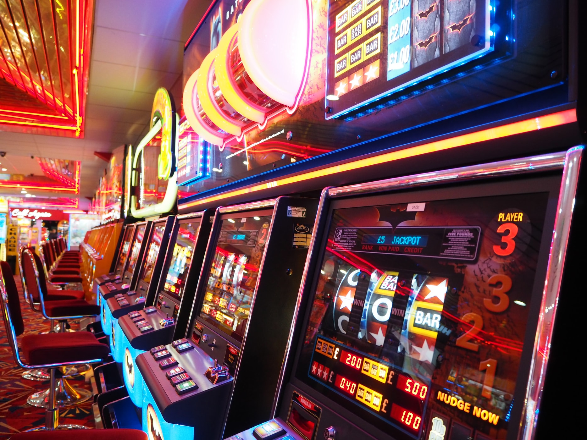 Maquinas slots gratis