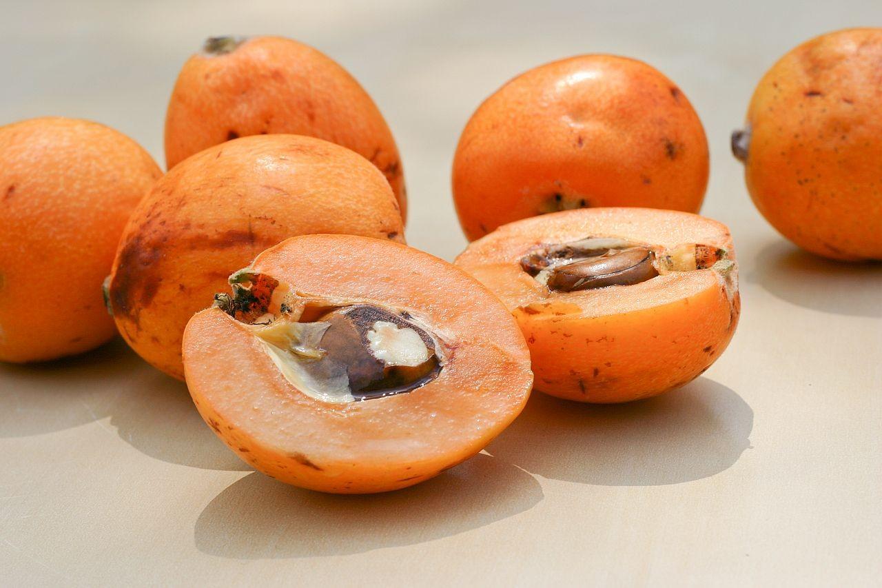 Níspero-fruta-beneficio
