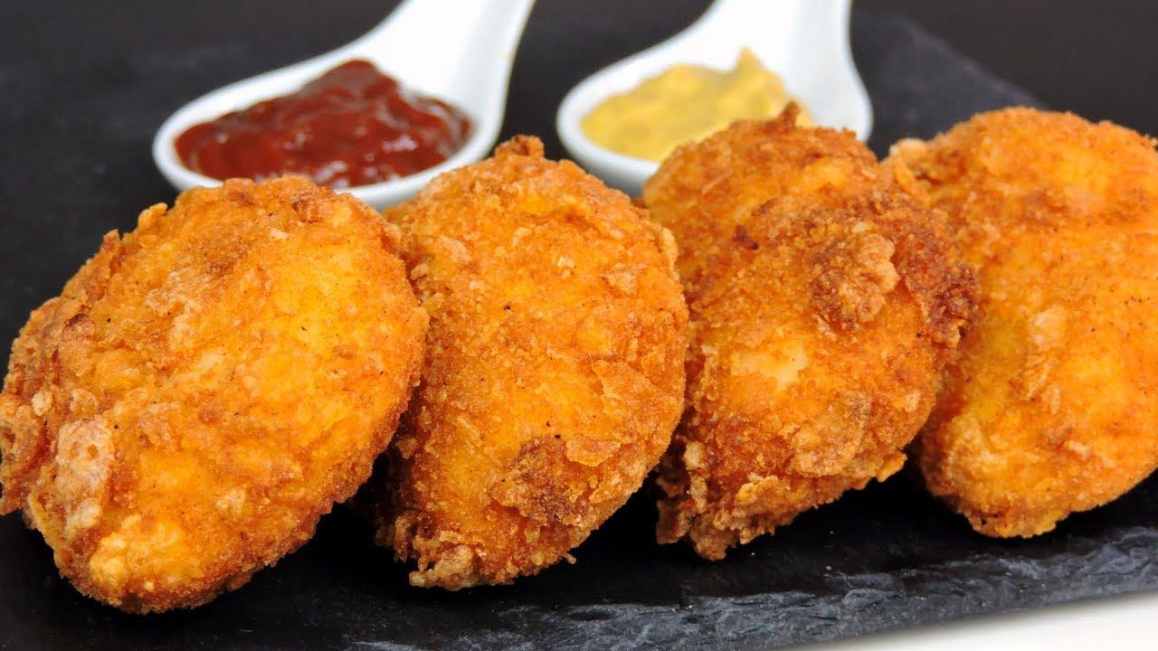 Nuggets de pollo - Cortesía